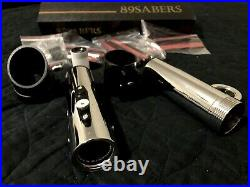 Korbanth 89 Sabers MPP 2.5 Kit ANH ESB Hilt Vader Star Wars lightsaber NEW