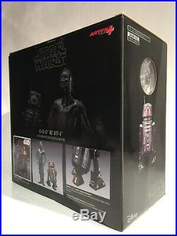 Kotobukiya 1/10 ARTFX 0-0-0 & BT-1 Celebration Exclusive Star Wars Mandalorian
