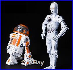 Kotobukiya Star Wars Celebration 2015 R3-A2 & K-3PO 1/10 Scale Model Kit New MIB