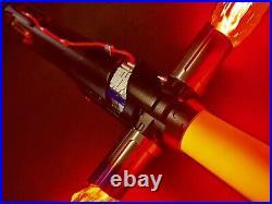 Kylo Ren Lightsaber ProffieBoard V2.2 smooth-swing neopixel