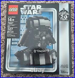 LEGO Darth Vader Bust 2019 Star Wars Celebration Target Store Exclusive 75227