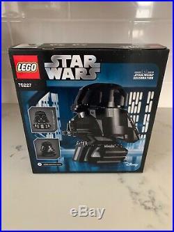 LEGO Darth Vader Bust 75227 Target Exclusive Star Wars Celebration 2019 New