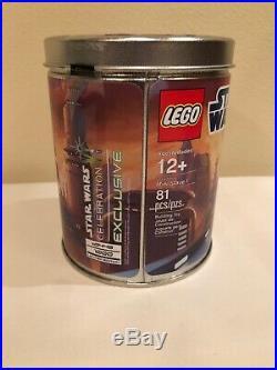 LEGO Mini Slave I Boba Fett Set Star Wars Celebration VI 2012 #449 NEW RARE
