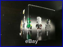 LEGO SDCC Celebration V Exclusive Star Wars Yoda Boba Fett Cube Dudes NIB SEALED