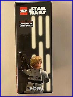 LEGO Star Wars Celebration 2017 Detention Block Rescue RARE EMPLOYEE SAMPLE