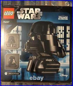 Lego 75227 Celebration Target Star Wars Target Darth Vader Bust Unopened