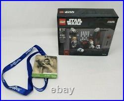 Lego Star Wars Celebration 2017 Detention Block Rescue #1051 Sdcc Nycc Sealed