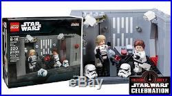Lego Star Wars Celebration Detention Block Rescue CELEB2017-1