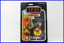 Leia Boushh Disguise STAR WARS Return of the Jedi Kenner 1983 77 back
