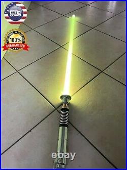 Lightsaber Skywalker Force Rgb Heavy Dueling Removable Blade 12 Light Colors