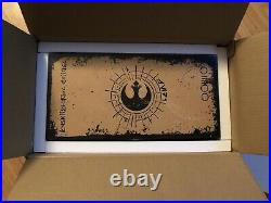 Luke & Leia Skywalker Legacy Lightsaber Set Galaxys Edge Limited Edition 3000