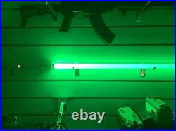 Luke Skywalker Lightsaber Light Force Star Wars Metal Hilt Sound FX Mandalorian