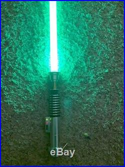Luke Skywalker Lightsaber Star Wars Custom Lightsaber Replica