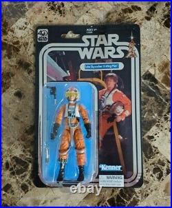 Luke Skywalker X-Wing 6 Black Series STAR WARS 40th Anniversary Celebration #2