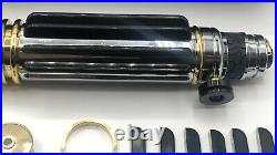 Mace Windu lightsaber 89 Sabers Korbanth MWV2 (empty hilt)
