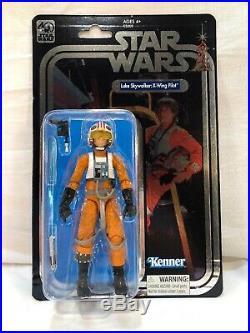 NEW Star Wars 40th Anniversary Luke Skywalker X-Wing Pilot Celebration UNOPENED