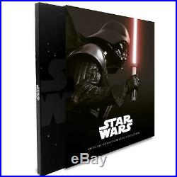 NEW Star Wars Limited Edition Stunning Collectable Coin Set 24 Coins/Folder