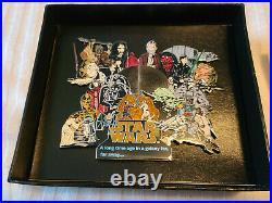 NIB Star Wars Weekend 2006 Super Jumbo Pin LE 750