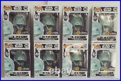 Obi-Wan Kenobi Holographic Glow LE3000 Star Wars Celebration