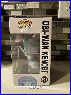 Obi Wan Kenobi Star Wars Celebration Funko #392 Pop! Vinyl In-Hand