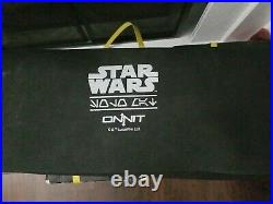 Onnit Star Wars Kettlebell Set and Han Solo Yoga mat