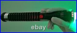 Qui-Gon Jinn lightsaber ProffieBoard V2.2 smooth-swing neopixel 89Sabers