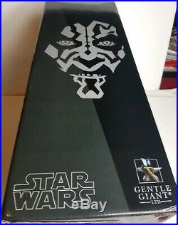 Rare SDCC 2019 Exclusive Star Wars Darth Maul Mecha Legs 18 Statue Gentle Giant
