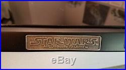 STAR WARS CODE 3 Millennium Falcon MIB