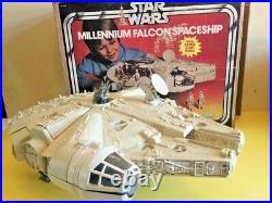 STAR WARS, MILLENNIUM FALCON, original with box, complete RARE