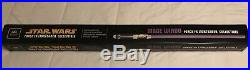STAR WARS Mace Windu Master Replicas Force FX Lightsaber Collectible SW-206