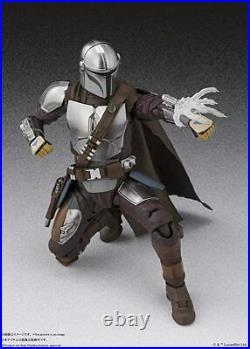 STAR WARS The Mandalorian Besker Armor S. H. Figuarts New Japan