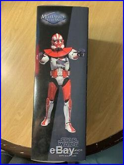 Sideshow Collectibles Star Wars Exclusive Commander Ganch 1/6 Scale Figure