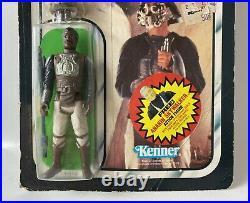 Skiff Guard Lando Calrissian Star Wars ROTJ Figure 77 Back Anakin Offer Kenner