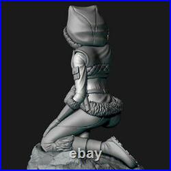 Star Wars Ahsoka Tano Figurine 3D Printed Garage kit