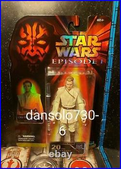 Star Wars Black Series 6 Obi-wan Padawan 20th Anniversary