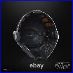 Star Wars Black Series Mandalorian Helmet Premium Electronic Prop Replica NIB