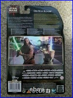 Star Wars Black Series Obi-Wan Kenobi Phantom Menace 20th Anniversary