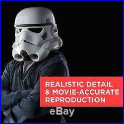 Star Wars Black Series Stormtrooper Helmet Imperial Electronic Voice Changer