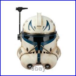 Star Wars Captain Rex Clone Trooper Airsoft PVC Helmet Cosplay Halloween Mask