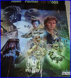 Star Wars Celebration 2015booth Display #3054x Imageshugesigned Jason Palmer
