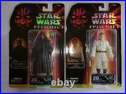 Star Wars Celebration 2019 Black Series Obi-Wan Kenobi and Darth Maul 2-Pack