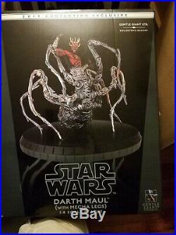 Star Wars Celebration 2019 Con Ex. Gentle Giant Darth Maul Mecha Spider Legs 178