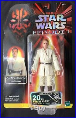 Star Wars Celebration 2019 Hasbro Black Series Obi-wan And Darth Maul IN-STOCK