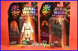Star Wars Celebration 2019 Hasbro Darth Maul & Obi-Wan Kenobi Chicago Exclusive