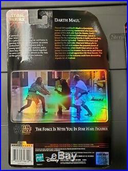Star Wars Celebration 2019 Hasbro Exclusive Black Series Obi-wan and Darth Maul