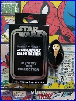 Star Wars Celebration 2020 Dark Rey Chase Enamel Pin