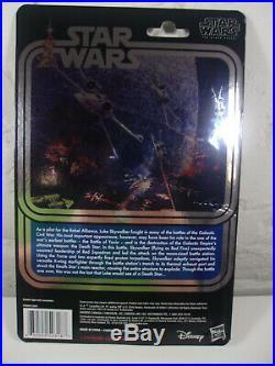 Star Wars Celebration 40th Luke Skywalker X-Wing Pilot 6 Figure Black Series