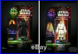 Star Wars Celebration Chicago 2019 Hasbro Black Series Darth Maul And Obi-Wan