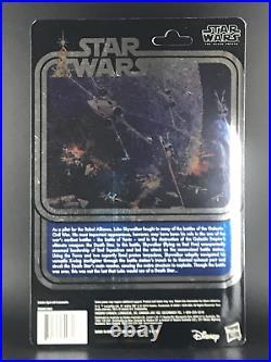 Star Wars Celebration Exclusive 40th Black Series 6 inch Luke Skywalker X-Wi