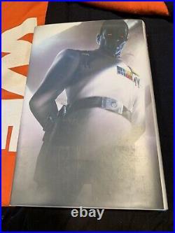 Star Wars Celebration Exclusive Thrawn by Timothy Zahn (2017, Hardcover)